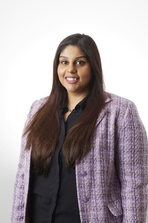 Munira Javed Abib Simon Rodkin Solicitors LLP Headshot