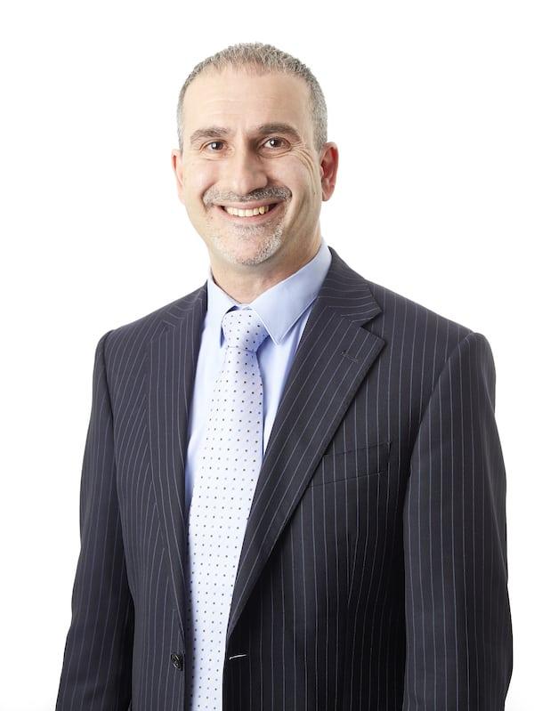 Simon Aaron Simon Rodkin Solicitors LLP Headshot
