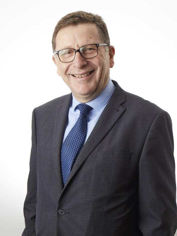 Simon Cooper Simon Rodkin Solicitors LLP Headshot
