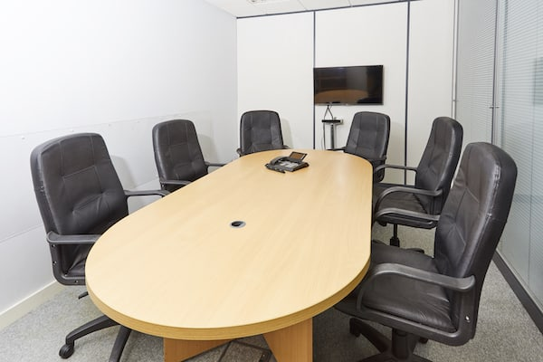 Simon Rodkin Solicitors LLP Meeting Room